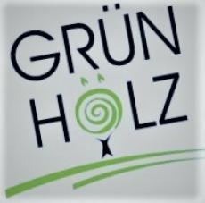 """Grün Holz """"Vintage"""""""