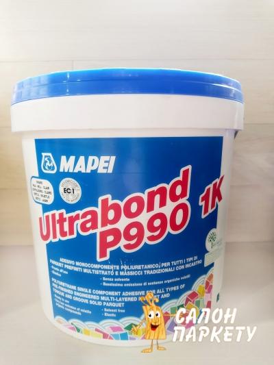 Клей MAPEI ULTRABOND P990 1K 15КГ