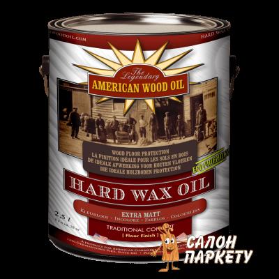 Масло для підлоги American Wood Oil HardWax Oil