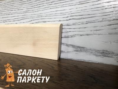Плінтус Буковий 16х80