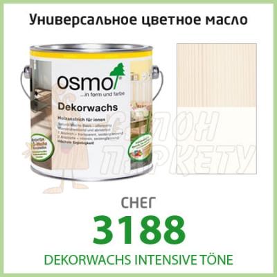 Масло OSMO Dekorwachs Intensive Töne 3188