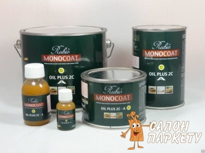 Масло Rubio Monocoat Oil Plus 2C фото