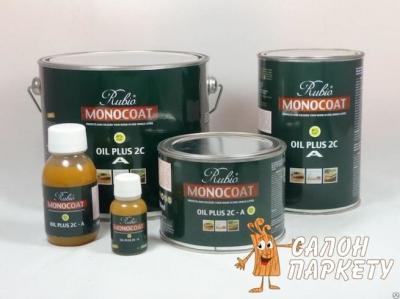 Масло Rubio Monocoat Oil Plus 2C фото
