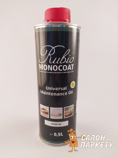 Rubio Monocoat Universal Maintenance Oil Восстановление деревянных поверхностей