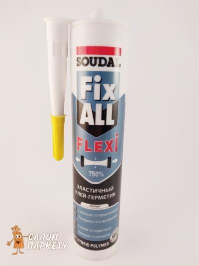 Клей-герметик Soudal Fix All Flexi