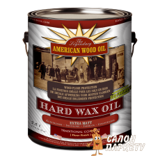 Масло для пола American Wood Oil HardWax Oil
