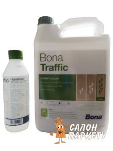 Лак Bona Traffic 5л