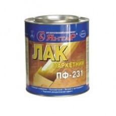 Лак двокомпонентний Янтар 2,4кг